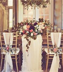 Düğün Sandelyelerinizi Nasıl Süslemek İstersiniz