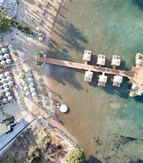 Dünyaca Ünlü Villa Azur Restaurant & Beach Club Bodrum'da Kapılarını Açıyor!