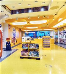 Dünyanın En Büyük LEGO Mağazası Açıldı