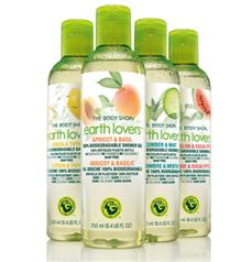 Earth Lovers duş jelleri