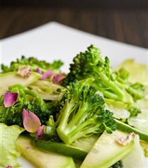 Egzotik salatalar için: Go Mongo