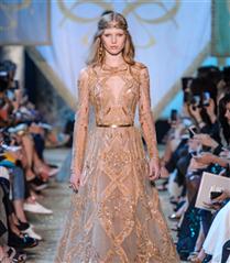 Elie Saab Sonbahar 2017-18 Couture Defilesi