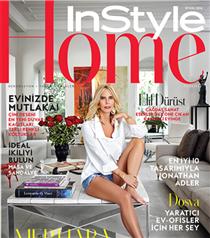 Elif Dürüst'ün Evi InStyle Home Eylül Sayısında