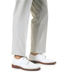 Erkekte çorapsız ayakkabı modası