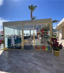Escada Pop-Up Store'u Bodrum Yalıkavak Marina'da Açıldı