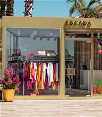 Escada Pop-Up Store'u Bodrum Yalıkavak Marina'da Açtı!