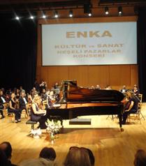 Eskişehir`de Neşeli Pazarlar Konserleri