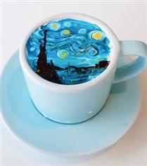Etkileyici ve Eğlenceli Latte Süslemeleri