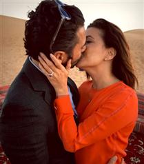 Eva Longoria Nişanlandı