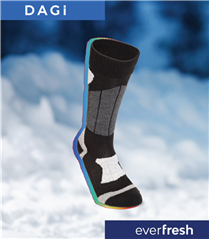 Everfresh Teknolojisi Artık Termal Çorapta