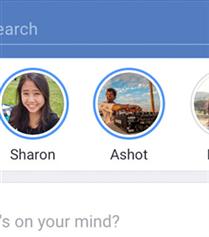 Facebook Hikayeler Özelliği Hala Emekliyor
