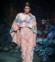Fendi Sonbahar 2017-18 Couture Defilesi