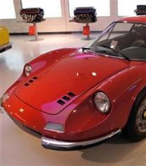 Ferrari müzesine ilgi büyük