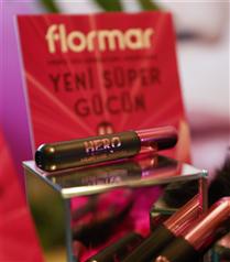 Flormar'dan Yeni Süper Gücü Hero Mascara İçin Muhteşem Davet