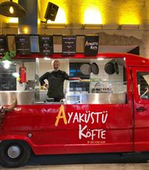 Food Hall İstanbul'un Yeni Markası