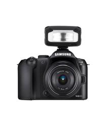 Fotoğraf meraklılarına: Samsung NX10
