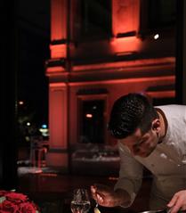 Four Seasons Hotel Bosphorus'ta Benzersiz Bir Sevgililer Günü Kutlaması