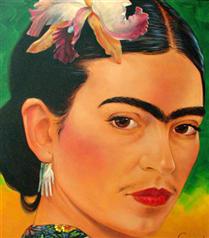 Frida Pera Müzesine geliyor