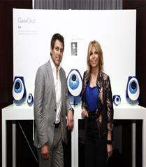 Gaia&Gino ile Swarovski`nin ortak projesi