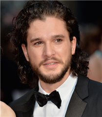 Game Of Thrones Kahramanı Kit Harington Sakallarını Kesti