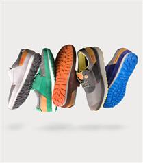 Geri dönüştürülmüş Levis`s Salvong sneaker