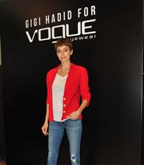 Gigi Hadid Vogue Eyewear Yeni Koleksiyonu Tanıtıldı!
