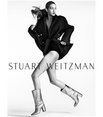 Gigi Hadid'in İkinci Büyük Tasarım Ortaklığı: Stuart Weitzman