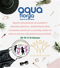 Girişimcileri Buluşturan Alışveriş Günleri Aqua Florya Avm'de Başlıyor