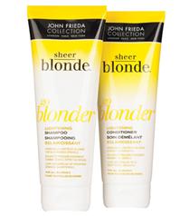 Go Blonder ile kış mevsiminde yaz güneşi