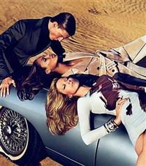 Gucci 2010 Sonbahar reklamı
