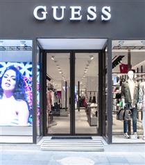 Guess Yeni Mağazasını Nişantaşı'nın En İşlek Bölgelerinden Teşvikiye'de Açtı