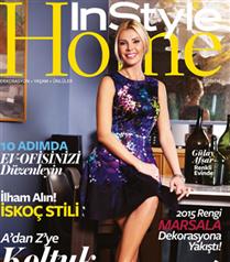 Gülay Afşar`ın evi InStyle Home`da
