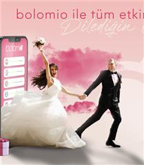 Hem Modern Hem De Geleneksel Dijital Etkinlik Planlayıcısı: bolomio