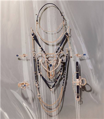 Hermès Brides de Gala mücevher koleksiyonu