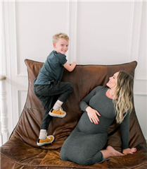 Hilary Duff Bebeğini Dünyaya Getirdi