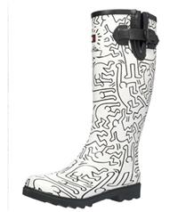 HILFIGER, KEITH HARING`den Kapsül ayakkabı koleksiyonu