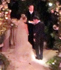 Hillary Duff`ın Müthiş Düğünü