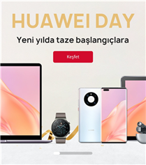 HUAWEI Day Kapsamında Özel Kampanyalar Kullanıcıları Bekliyor