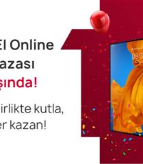 Huawei Online Mağaza Birinci Yaşını Hediyelerle Kutluyor