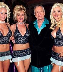 Hugh Hefner bunadı mı?