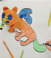 IKEA Çocukların Çizimlerini Oyuncaklara Dönüştürüyor