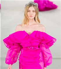 İlkbahar 2017 Couture: Alexis Mabille
