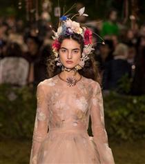 İlkbahar 2017 Couture: Christian Dior