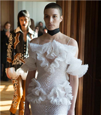 İlkbahar 2017 Couture: Hyun Mi Nielsen