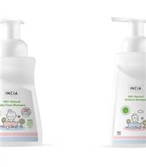 INCIA, Bebek ve Çocuklara Özel İlk Şampuanlarını Piyasaya Sundu