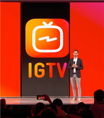 Instagram'dan Yeni Video Servisi IGTV