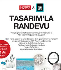 InStyle Home okurlarına Tasarım`la Randevu