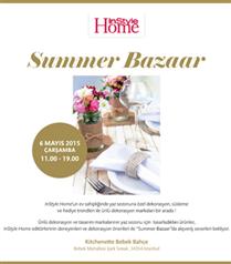 InStyle Home`dan Summer Bazaar