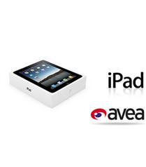iPad Avea bayilerinde