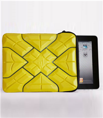 iPad`inizi Bowling topundan bile koruyan kılıf